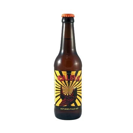 Cerveza Artesana Caleya Pale Amber