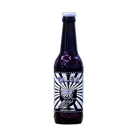 Cerveza Artesana Caleya Mayuca Amber