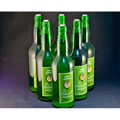 Pack 6 botellas El Gobernador