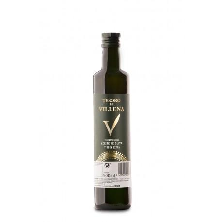 Aceite oliva Virgen Extra Arbequina