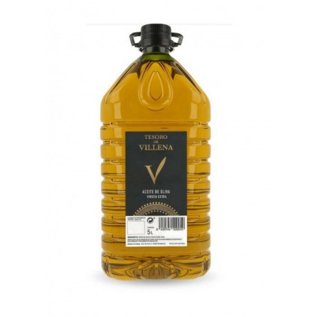 Aceite oliva Virgen Extra 5L.